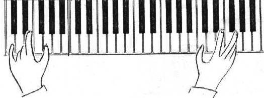 EZ Piano Chords, Homepage